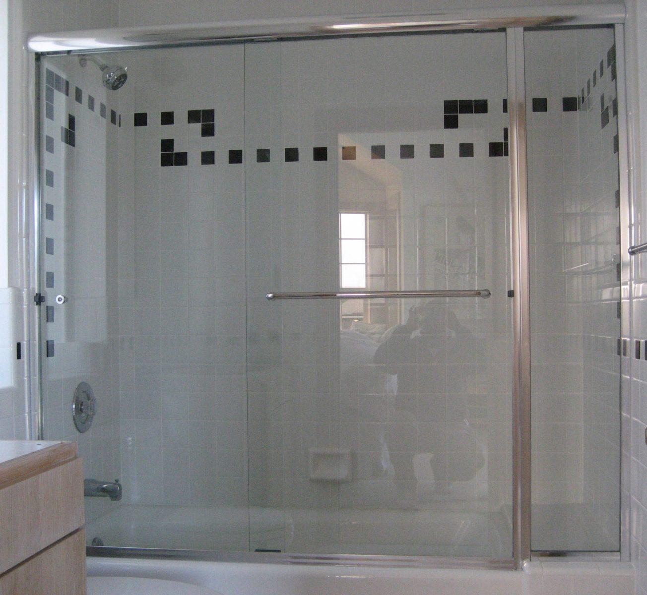 Portfolio Sonoma Shower Doors