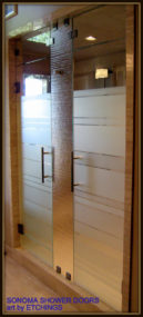 Frameless Doors