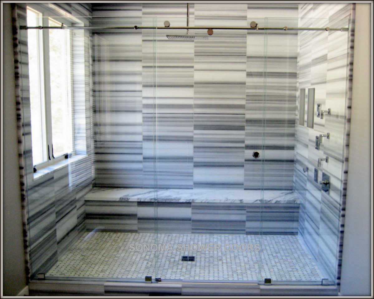 Portfolio – Sonoma Shower Doors