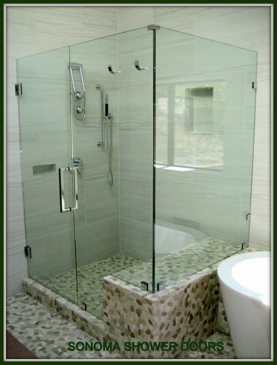 Magnificent Standard Shower Door Image Collection Custom